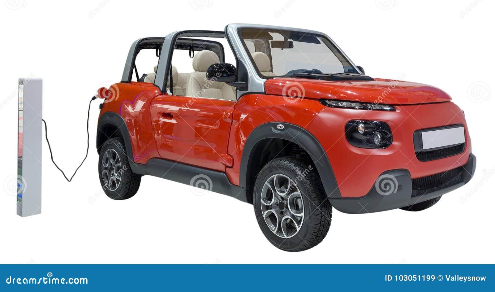 New energy car