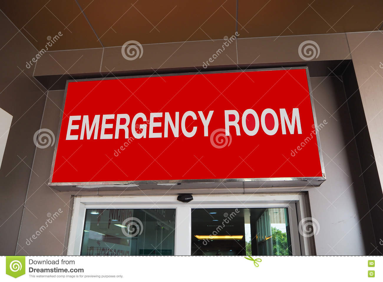 Red emergency room symbol stock photo image of danger 73894242 red emergency room symbol buycottarizona Images