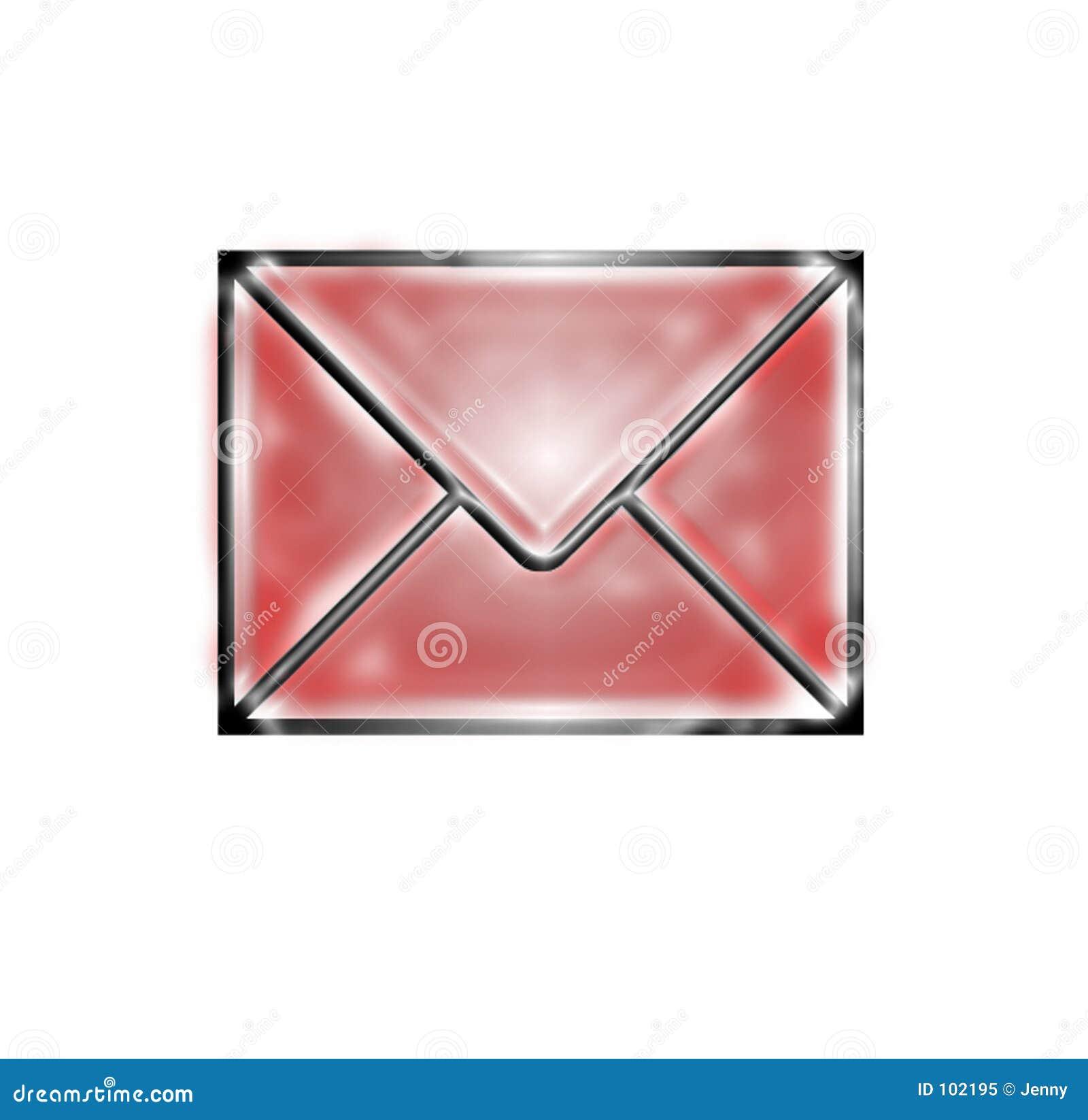 Download Red Envelope stock illustration. Illustration of symbolic - 102195