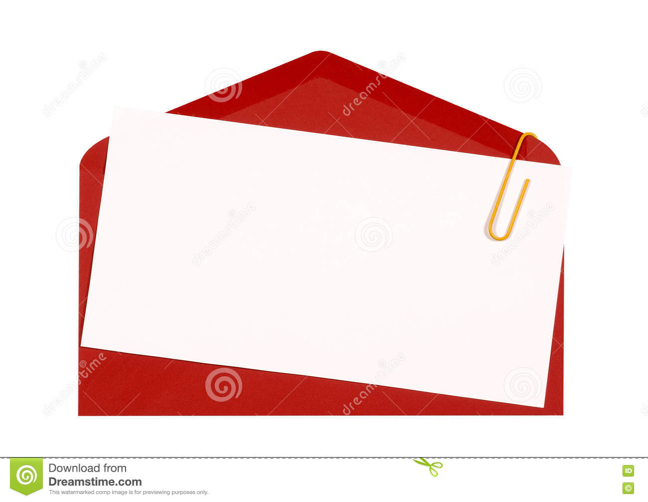 Red envelope with blank birthday invitation or greetings card stock download red envelope with blank birthday invitation or greetings card stock image image of open filmwisefo