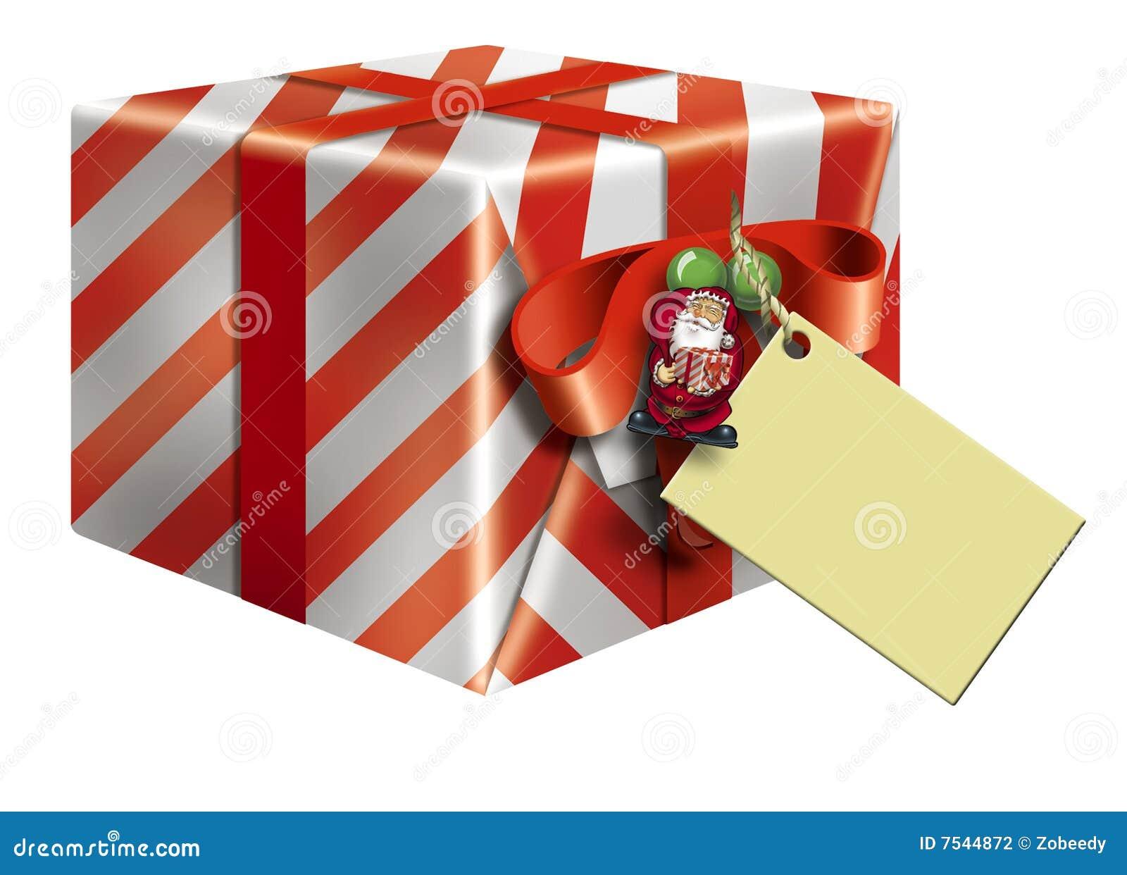 Red för gåva för askkortjul