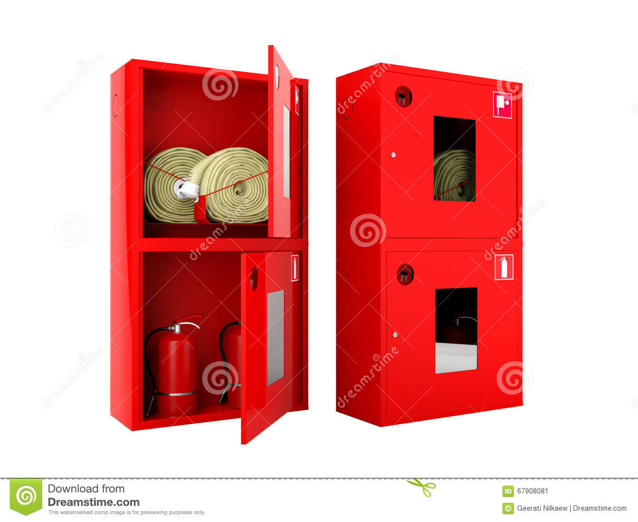 American Fire Hose And Cabinet Fire Hose Symbol Stock Photos Images Pictures 454 Images