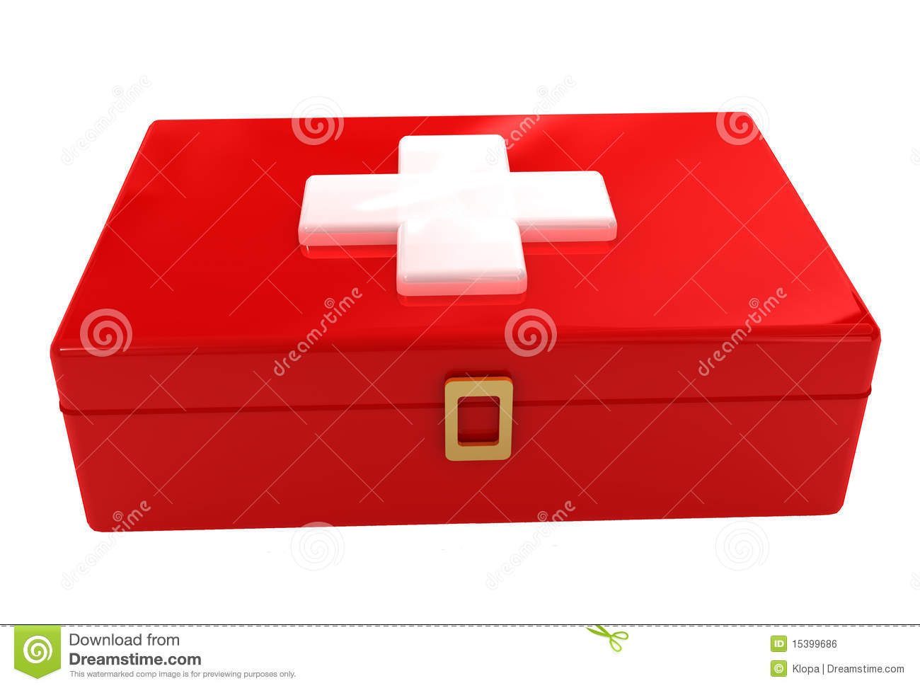Red First Aid Box Kit Sign Royalty Free Stock Image ...