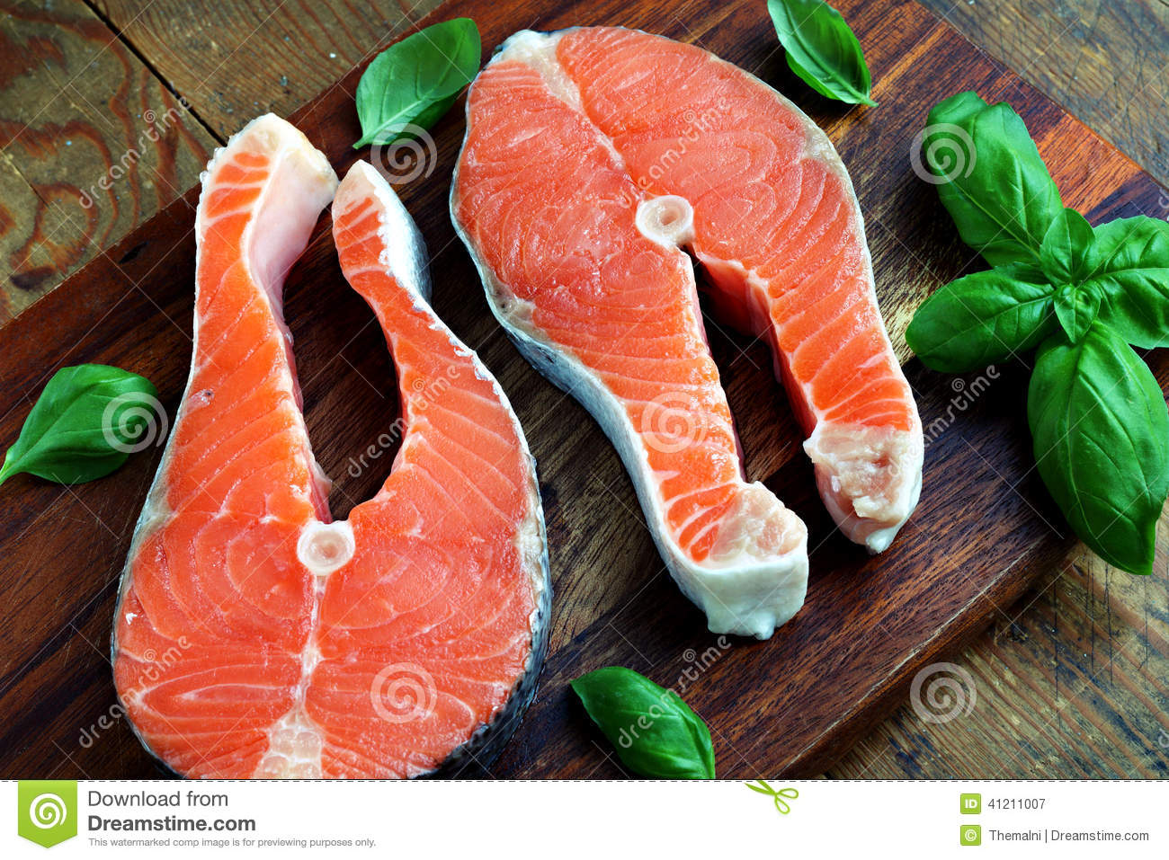 Red fish pieces stock image image of fillets product for Piece of fish
