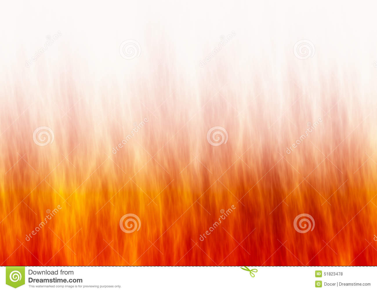 red flame fire texture on white backgrounds stock