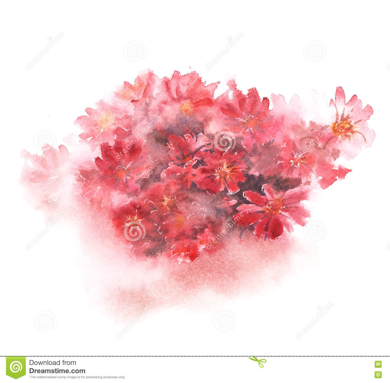 Women Abstract Flowers Blue Eyes Lips Red Artwork Color - Color ...