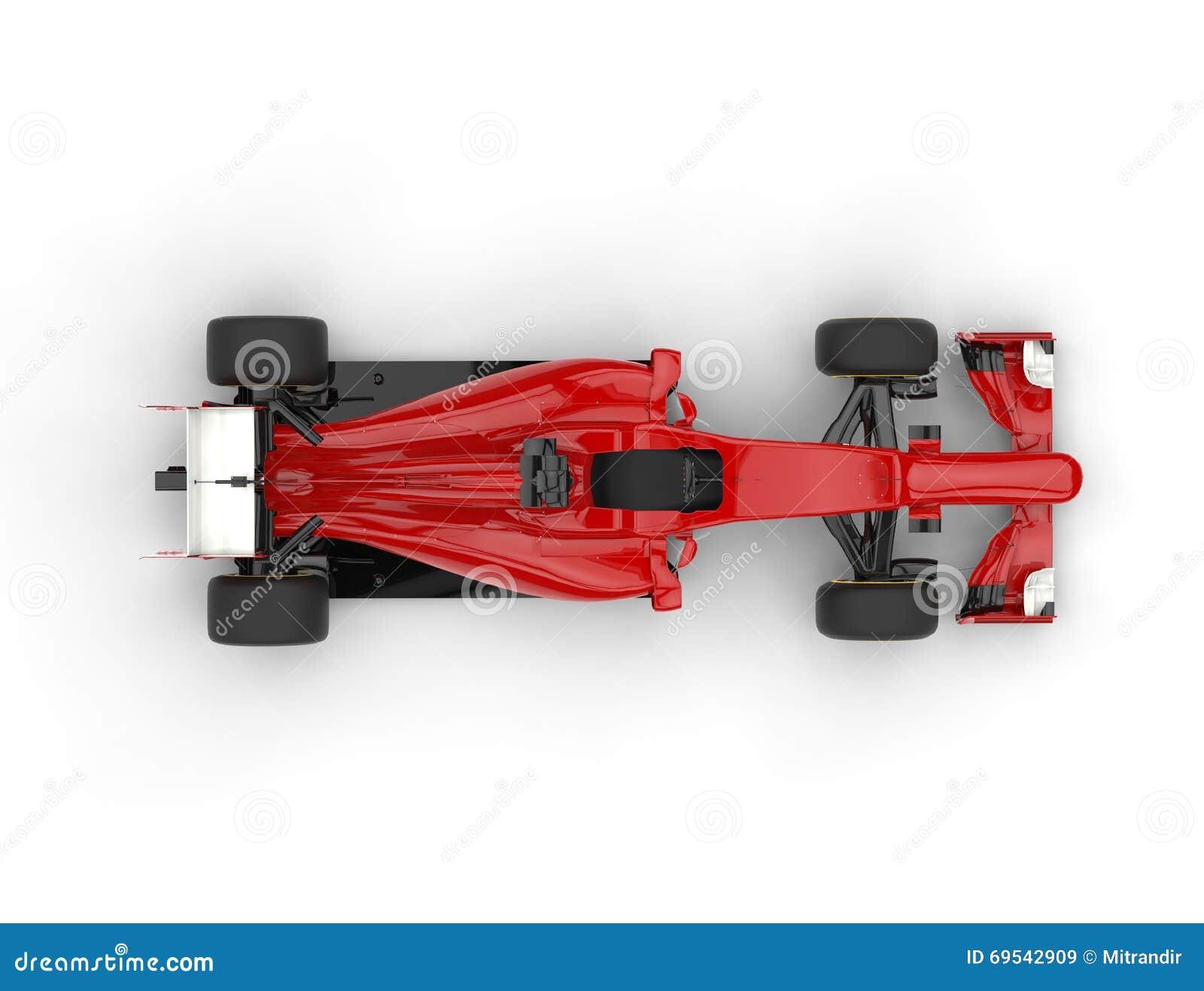 Formula  Car Vector Free Download