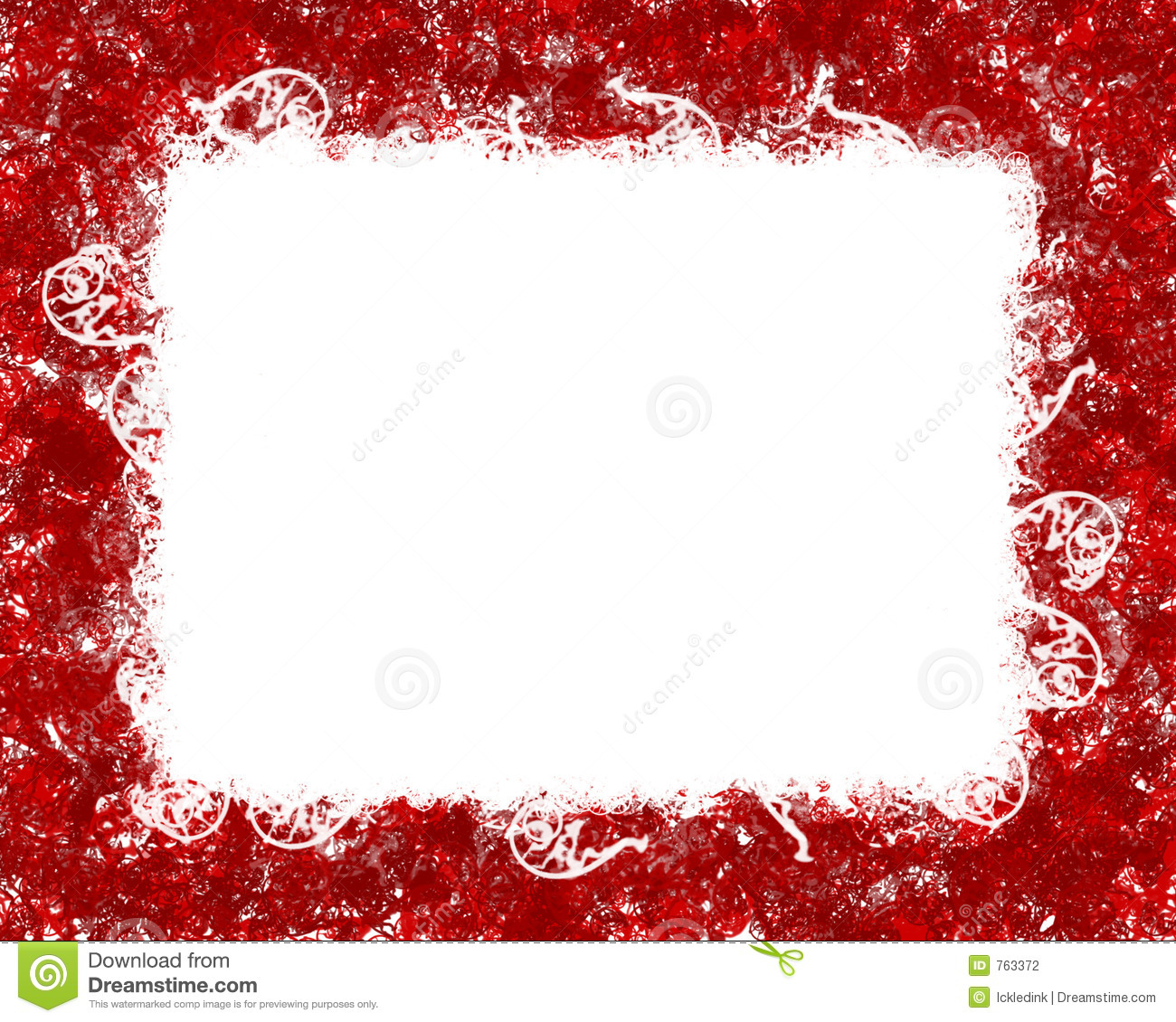 Red Frame Stock Photography  Image: 763372