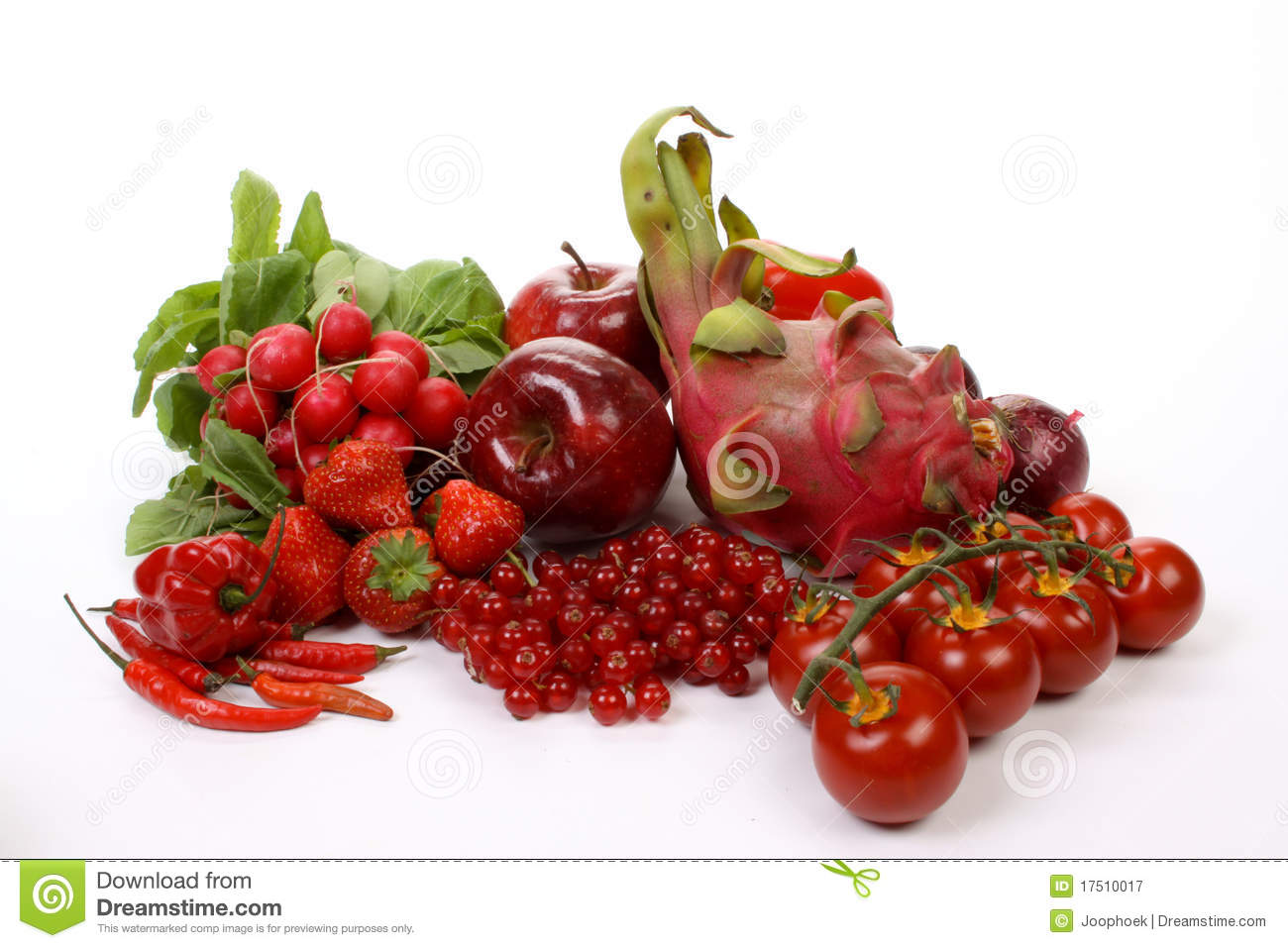 Red Fruits And Vegetables Royalty Free Stock Photography ... Red Fruits And Vegetables List