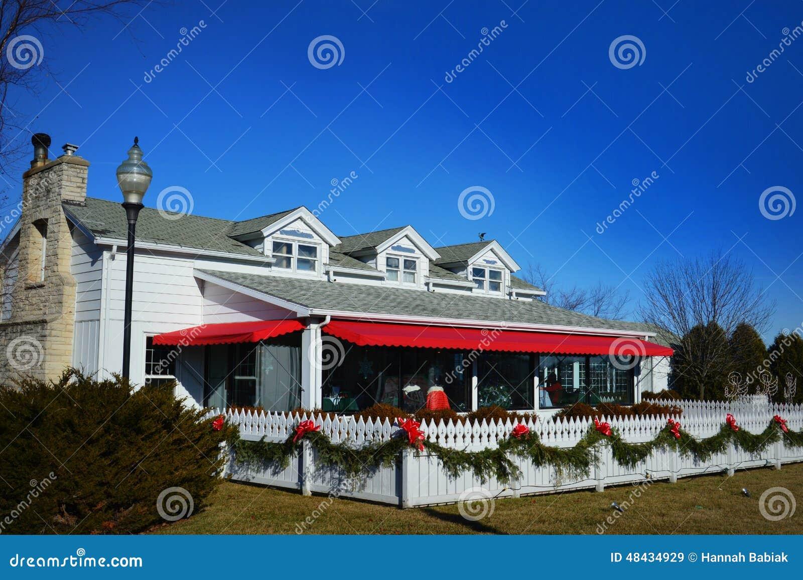 Red Geranium Restaurant Lake Geneva Wisconsin