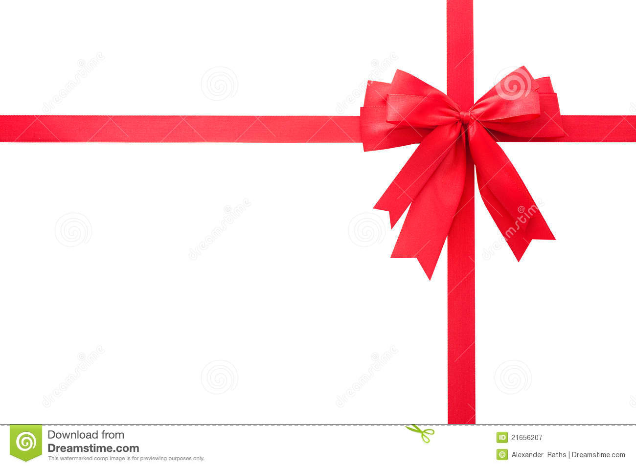 Red gift bow stock image image of festive anniversary 21656207 red gift bow negle Image collections