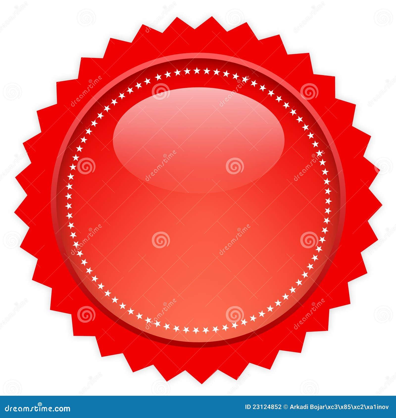 red glass price tag stock illustration  illustration of