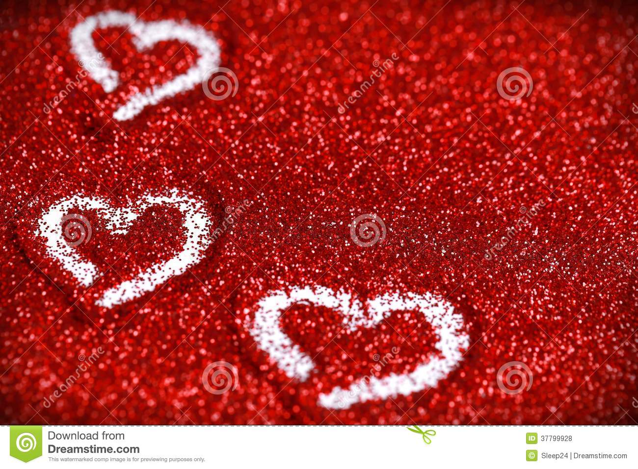 red glitter hearts valentine u0027s day abstract background love