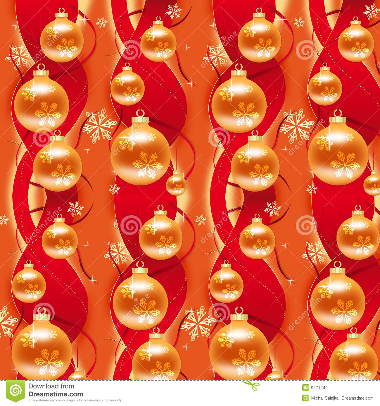 Red And Gold Christmas Wrapping Paper Royalty Free Stock Images ...