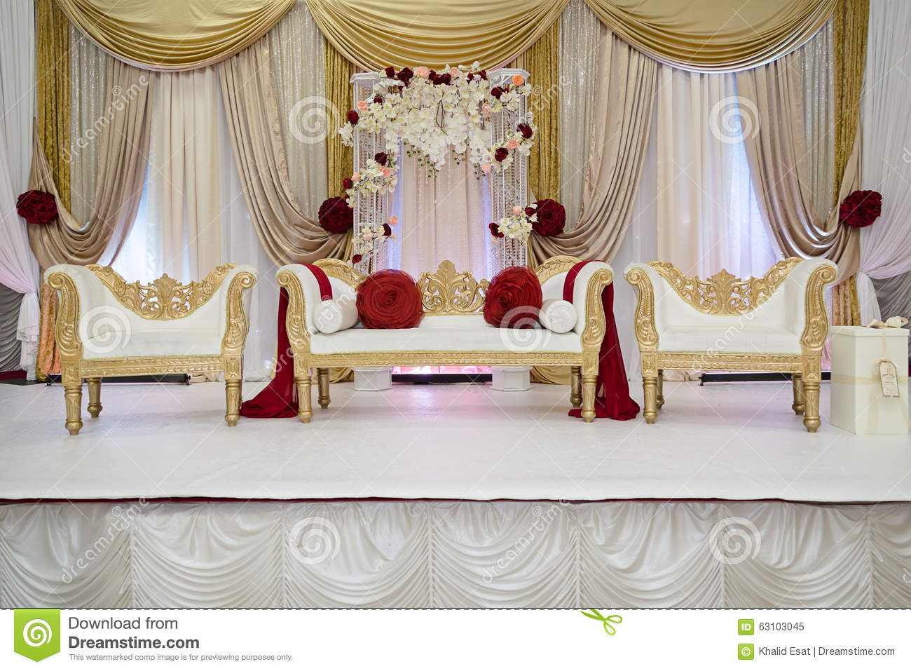Image Result For Asian Wedding Stages