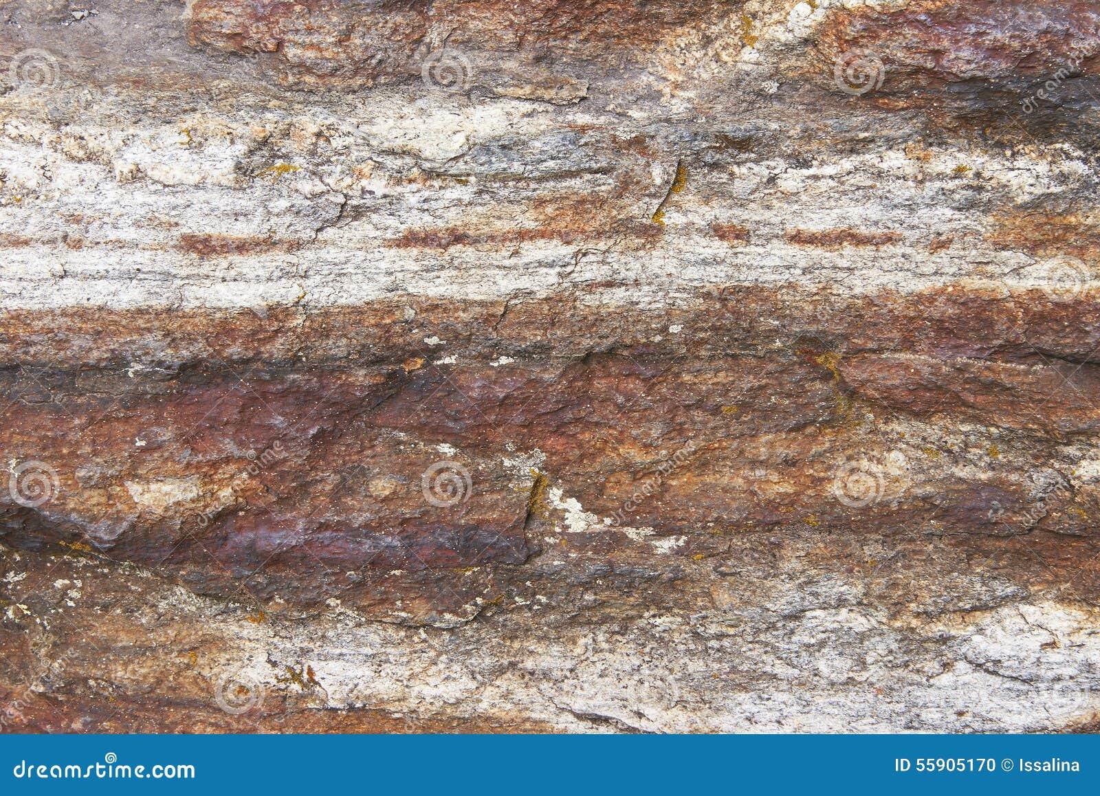 Red Granite Rock : Red granite rock background stock photo image