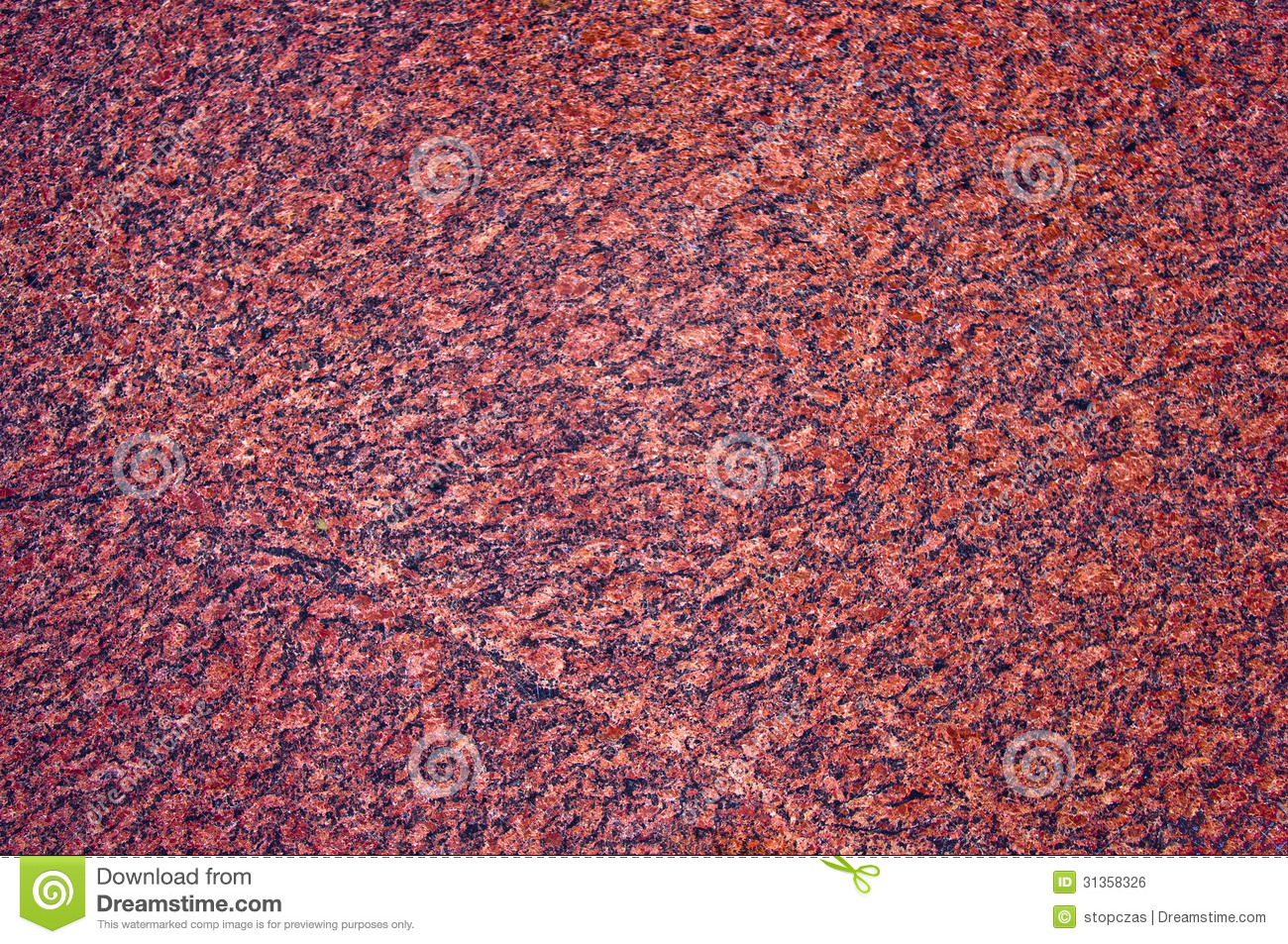 Granite Background Texture : Red granite stone texture royalty free stock image