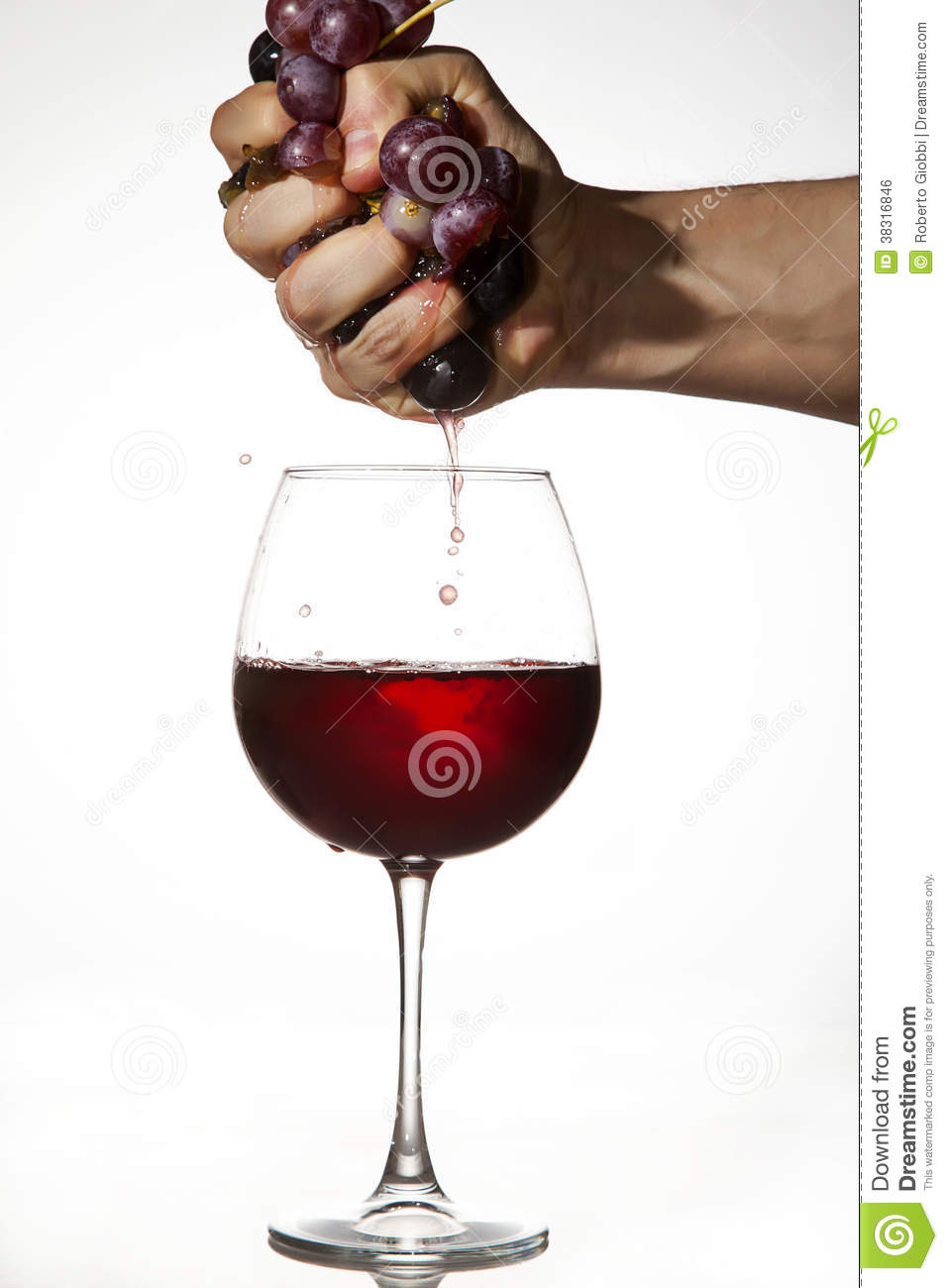 how to make wine out of grape juice