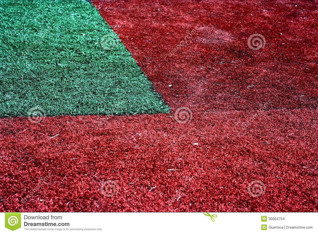 Red grass on the lawn natural grass texture stock photo for Pelouse