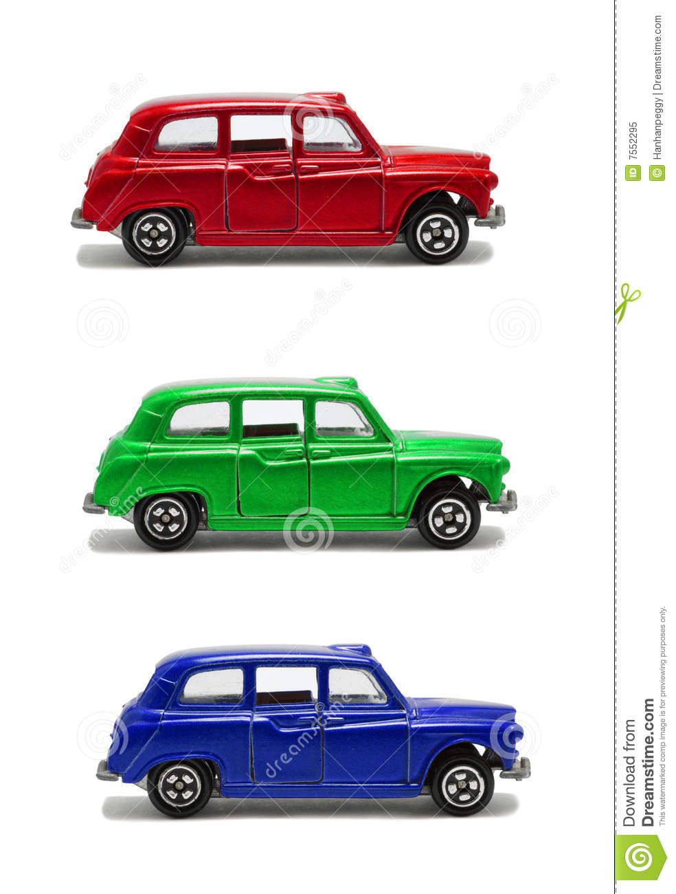 red green and blue toy cars royalty free stock photo image 7552295. Black Bedroom Furniture Sets. Home Design Ideas