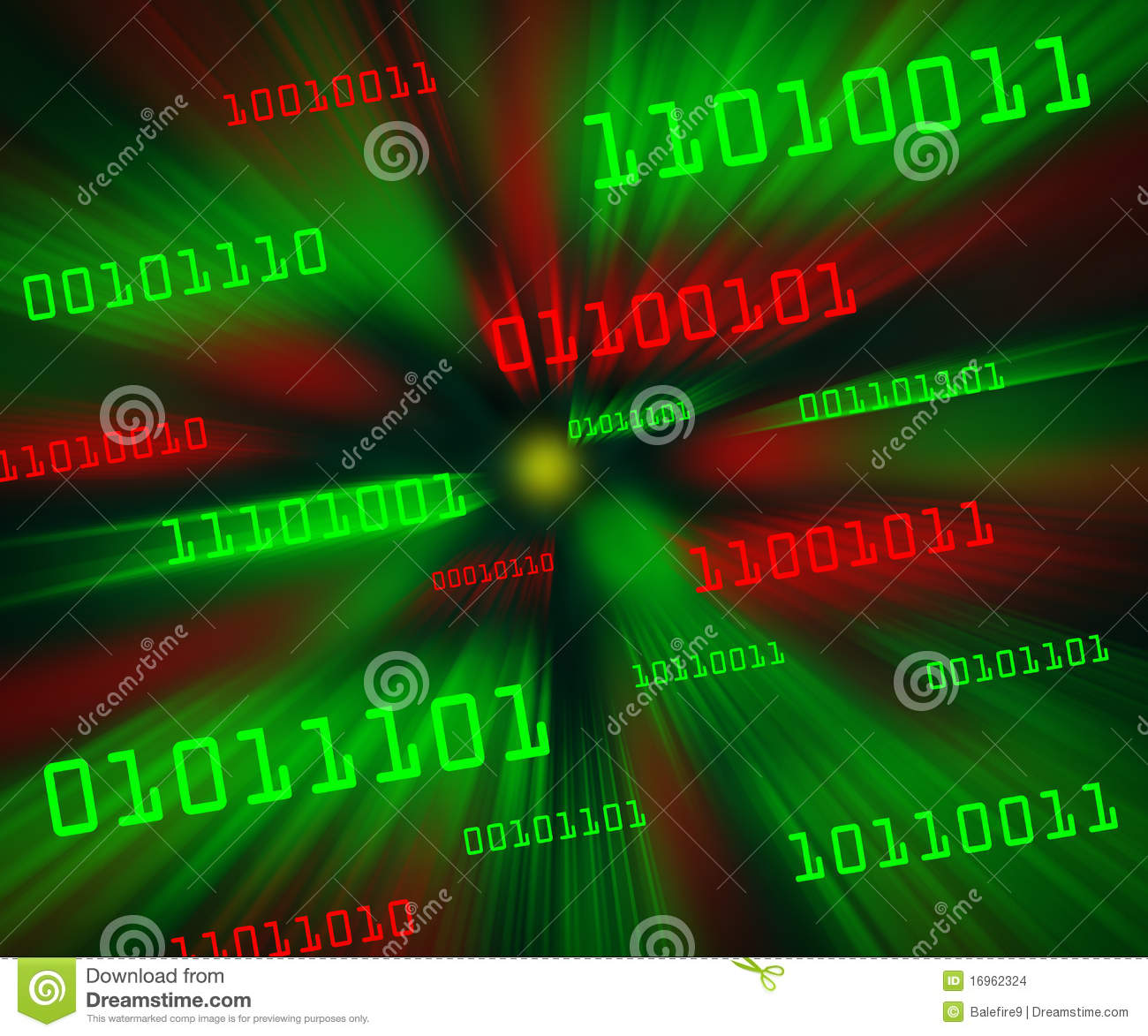 Red or green binary options