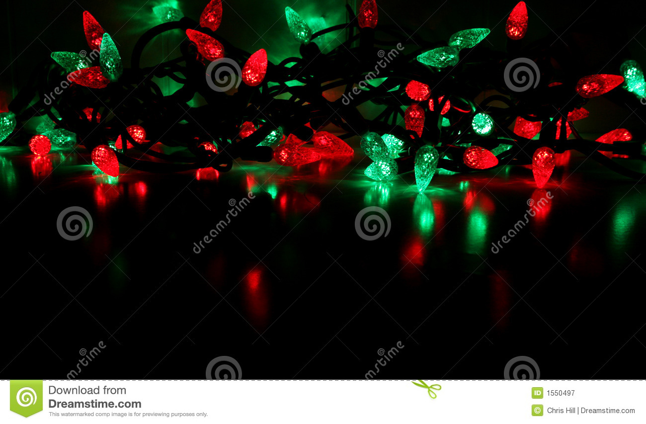 Led Christmas Lights Red