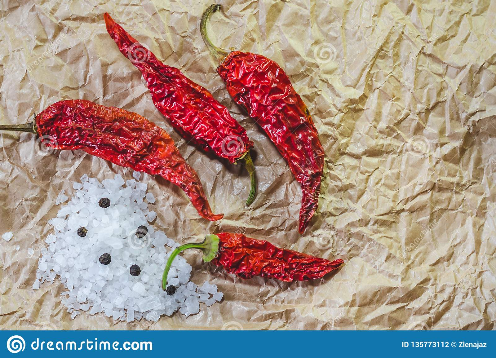 60927b6d5b2d Red Hot Dried Peppers