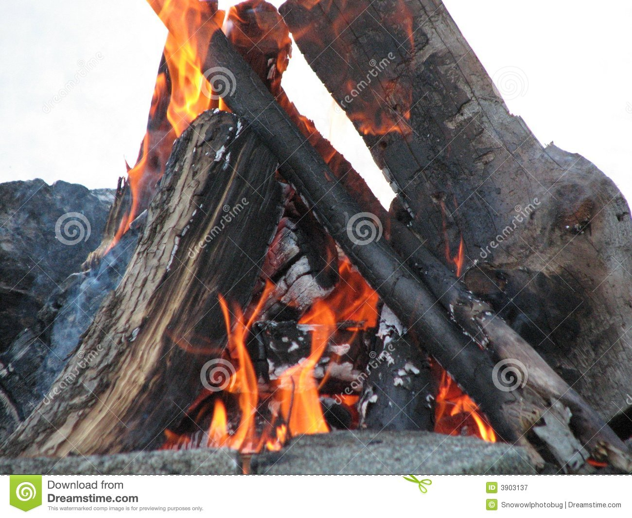 Red Hot Perfect Camp Fire Stock Image Image Of Songbook
