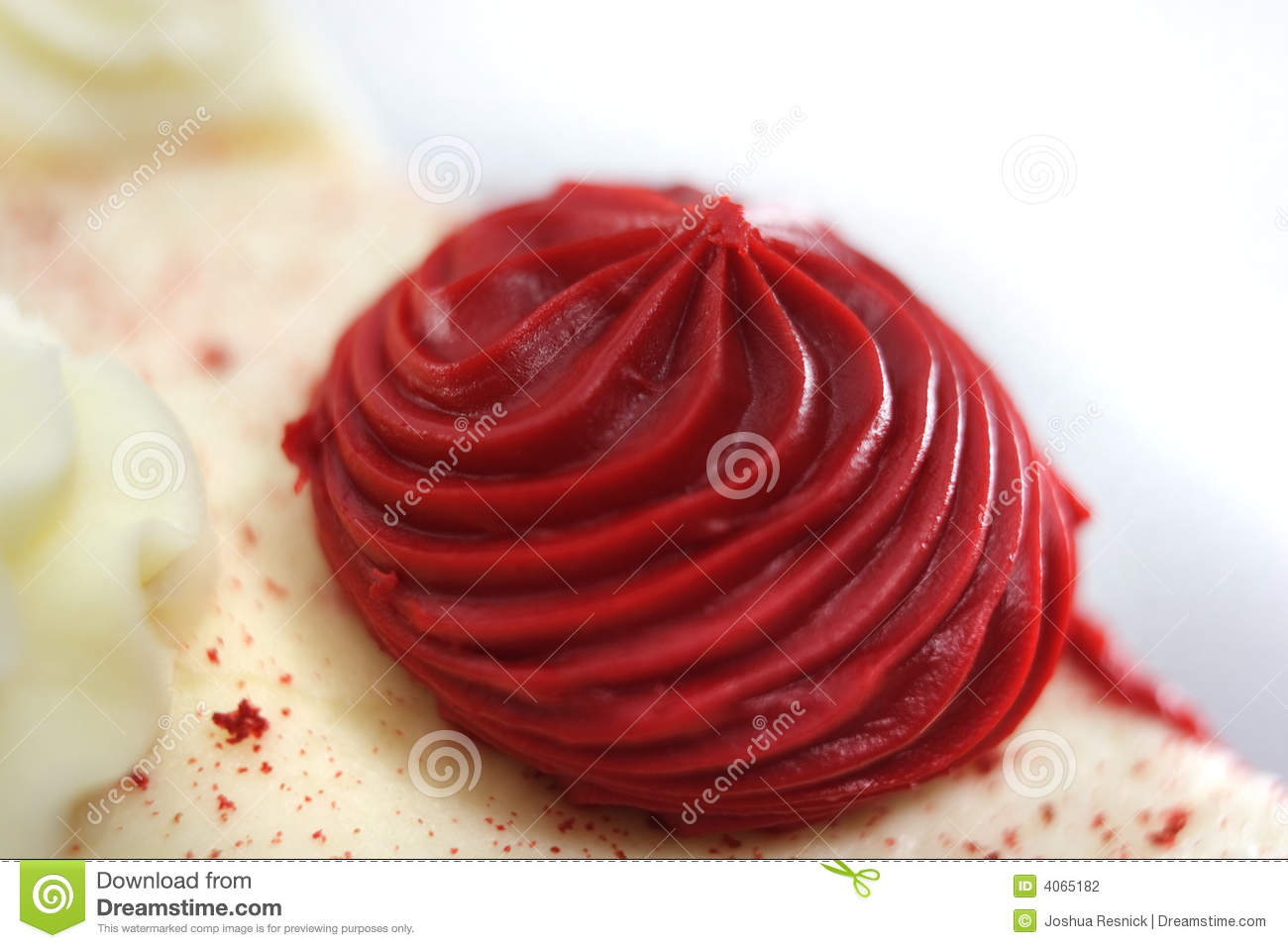 What Is The Icing On A Red Velvet Cake