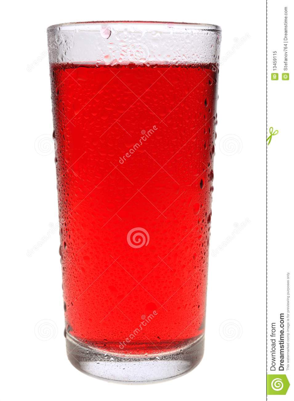 Red Juice Royalty Free Stock Photo - Image: 13459115