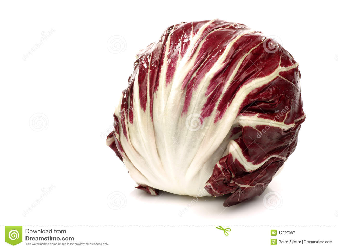 Red Lettuce Royalty Free Stock Photography - Image: 17327987