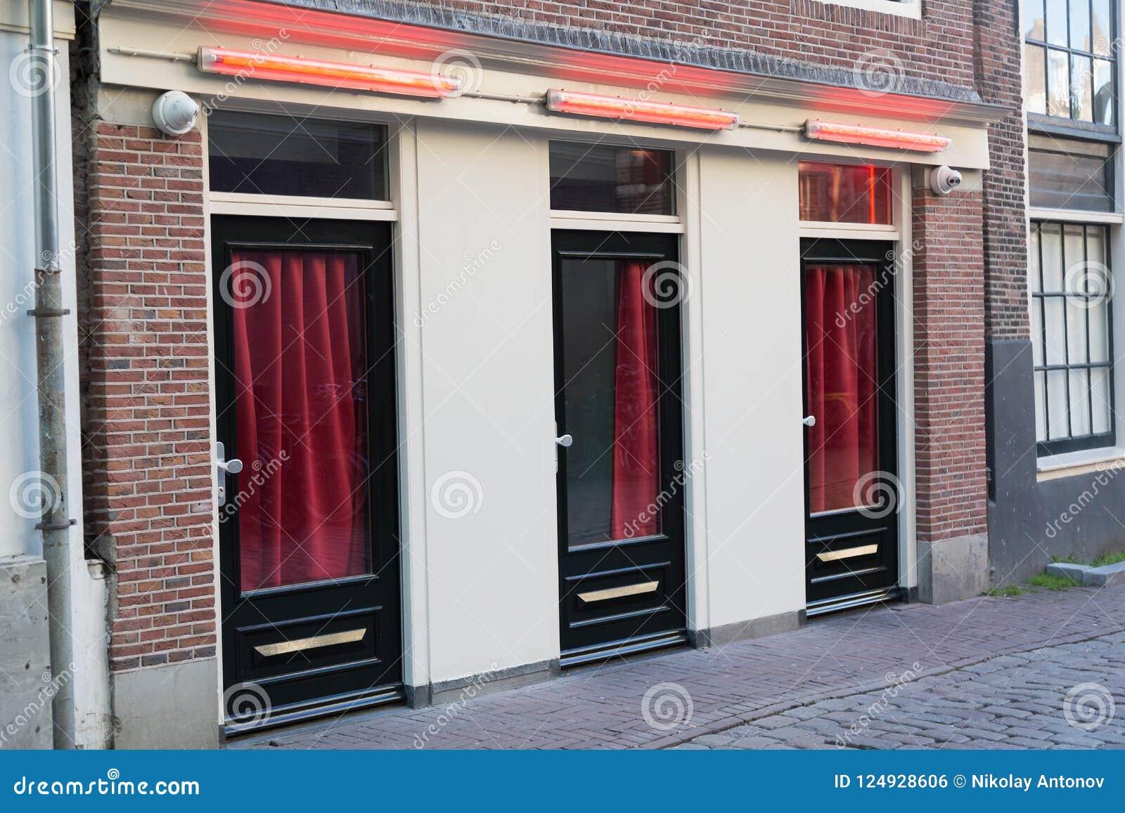 Light district red amsterdam prostitutes Baltimore Sun