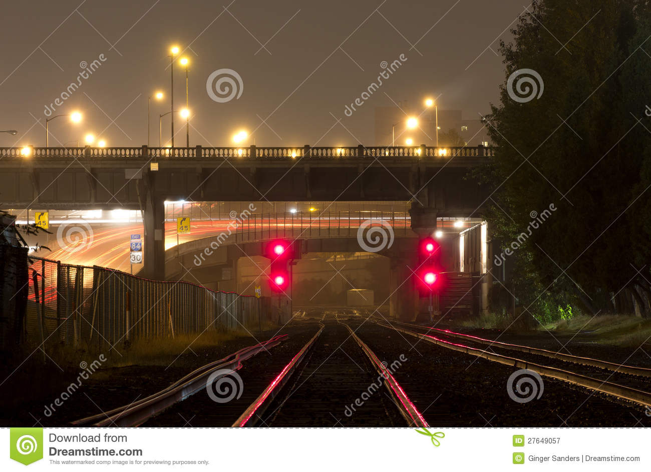 Red Light Train Tracks & Red Light Train Tracks stock image. Image of highway - 27649057 azcodes.com