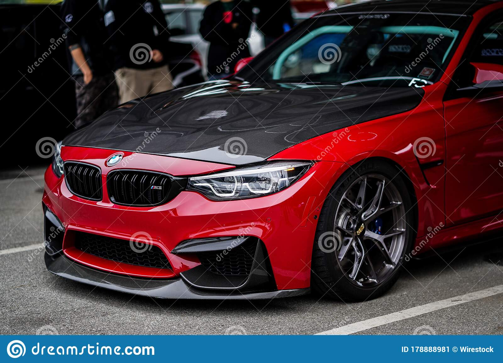Red M3 Bmw Editorial Photo Image Of Luxury German 178888981