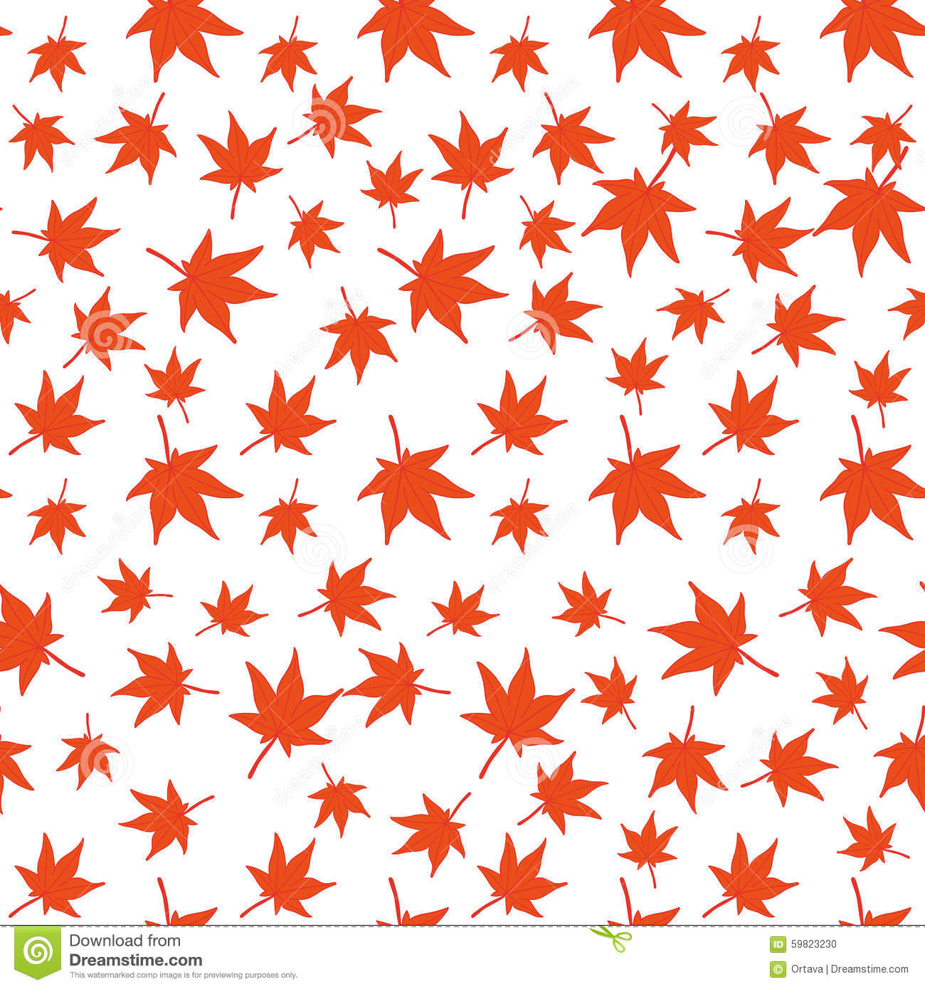 red leaves wallpaper pattern - photo #8