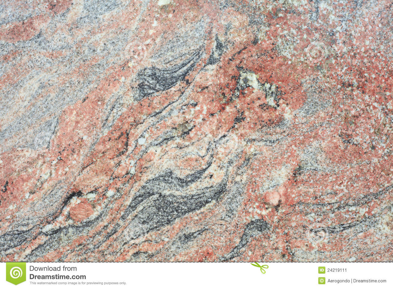 Red Marble Texture Stock Image Image 24219111