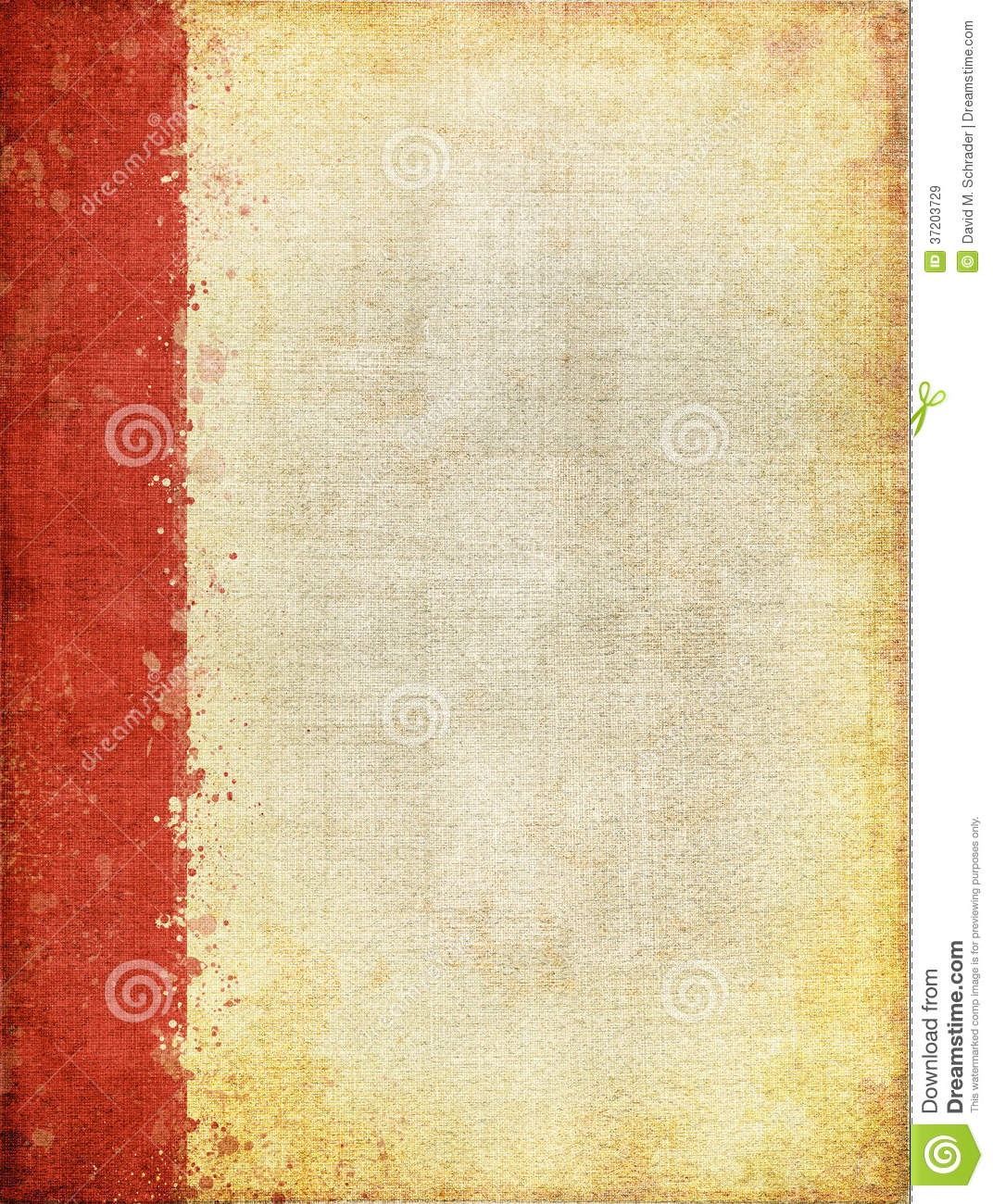 Cloth Book Cover Pattern : Red margin screen pattern royalty free stock images