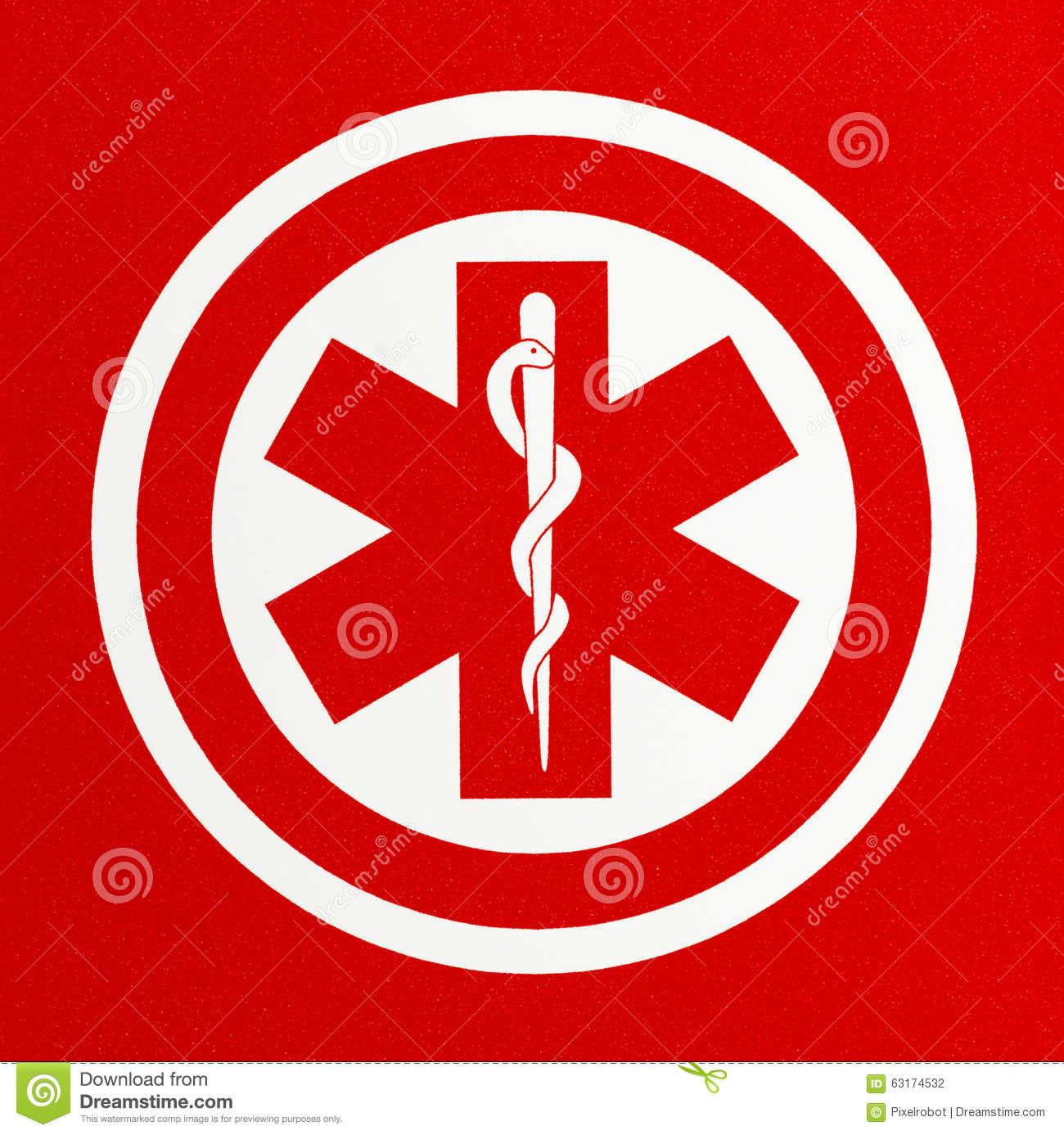 Red Medical Symbol Stock Photo Image Of Object Cross 63174532