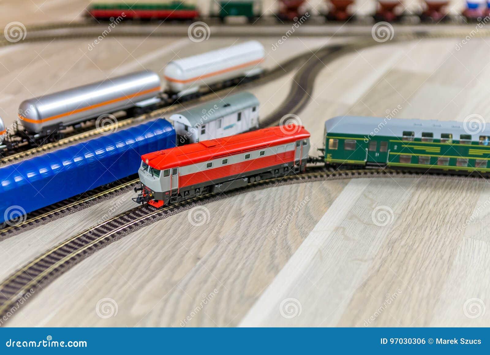 Soviet childhood dream toy railway 31