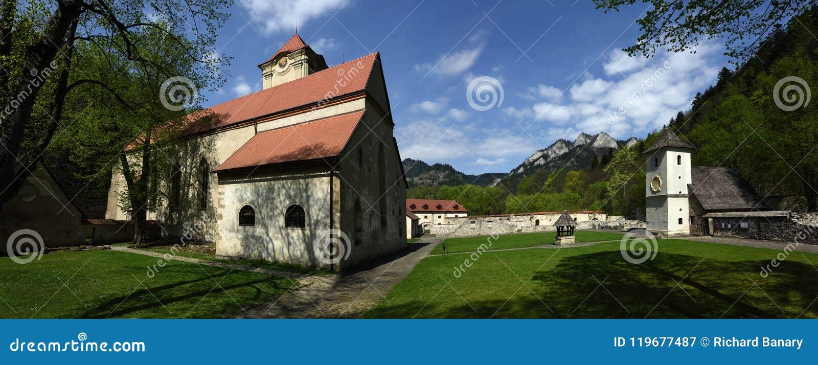 Red Monastery Museum, Spis region, Slovakia