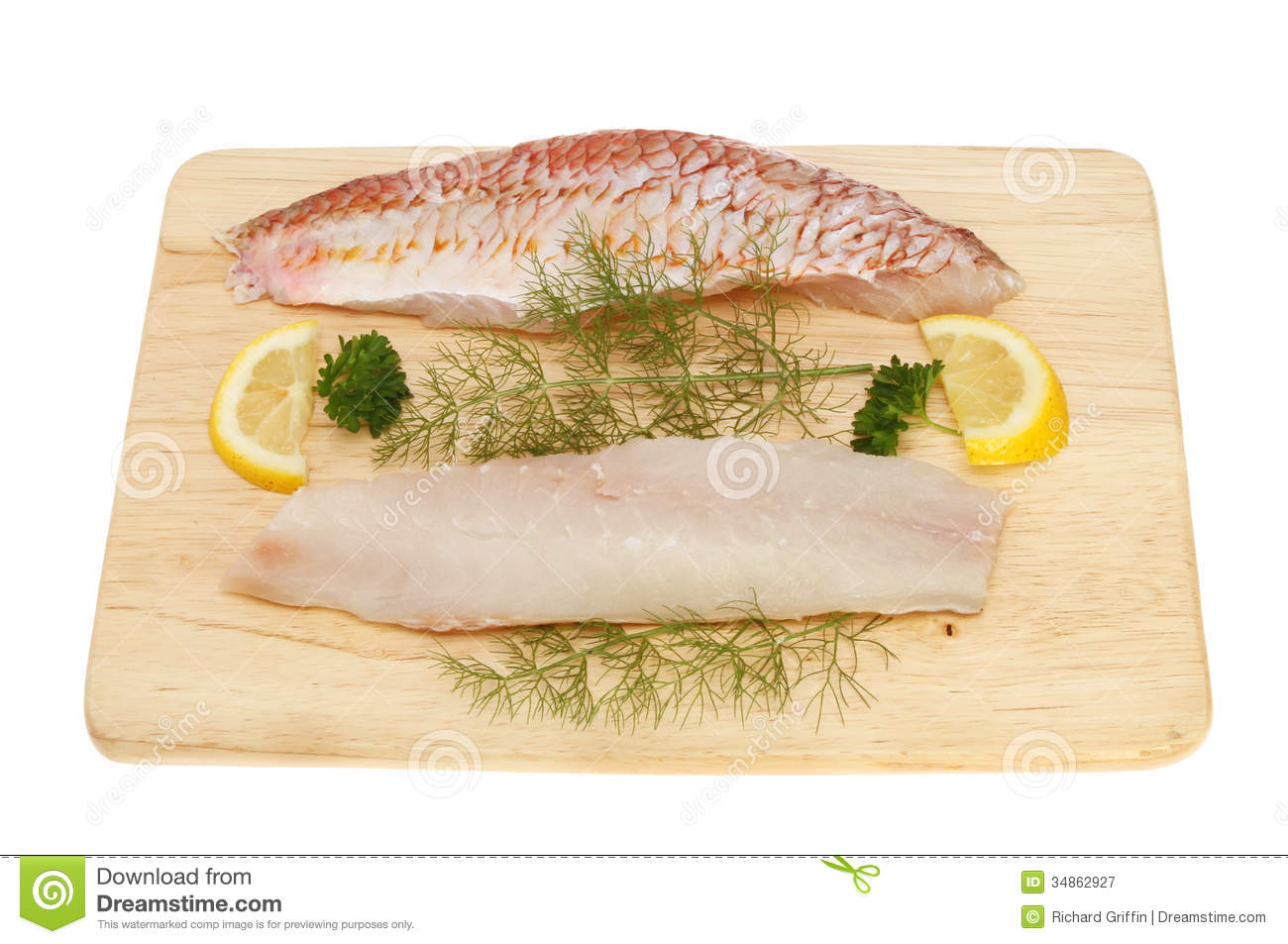 how to cook red mullet fish
