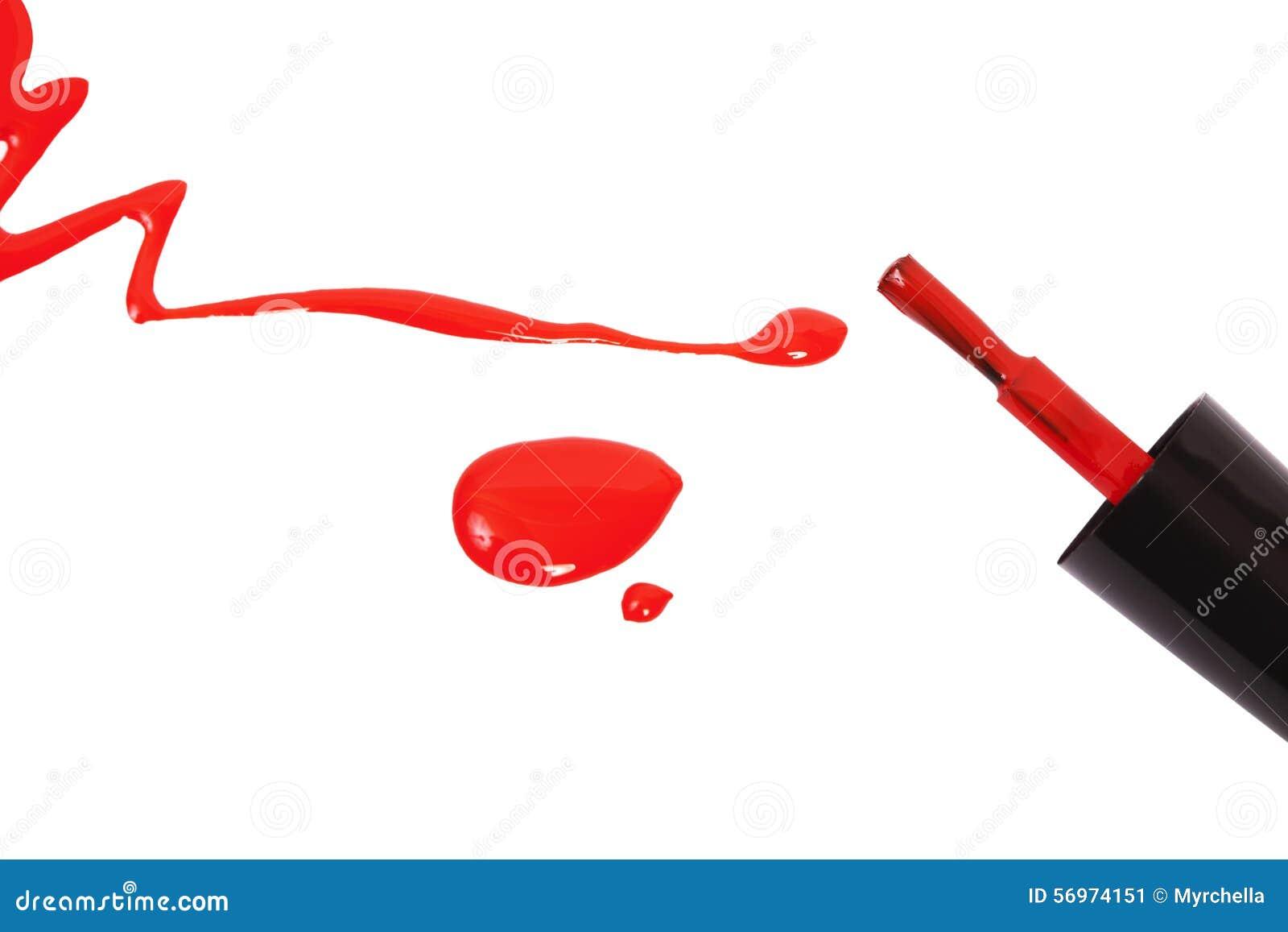 Nail Polish Dripping Brush Stock Photos - Download 214 Images