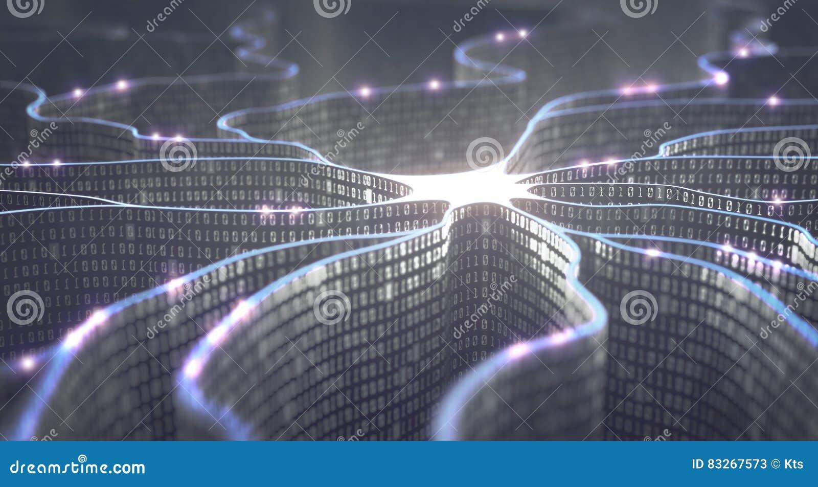 Red neuronal de la inteligencia artificial
