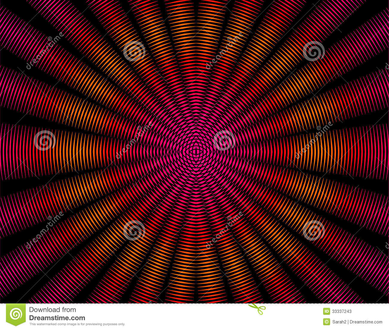 Interference Pattern Unique Inspiration Design