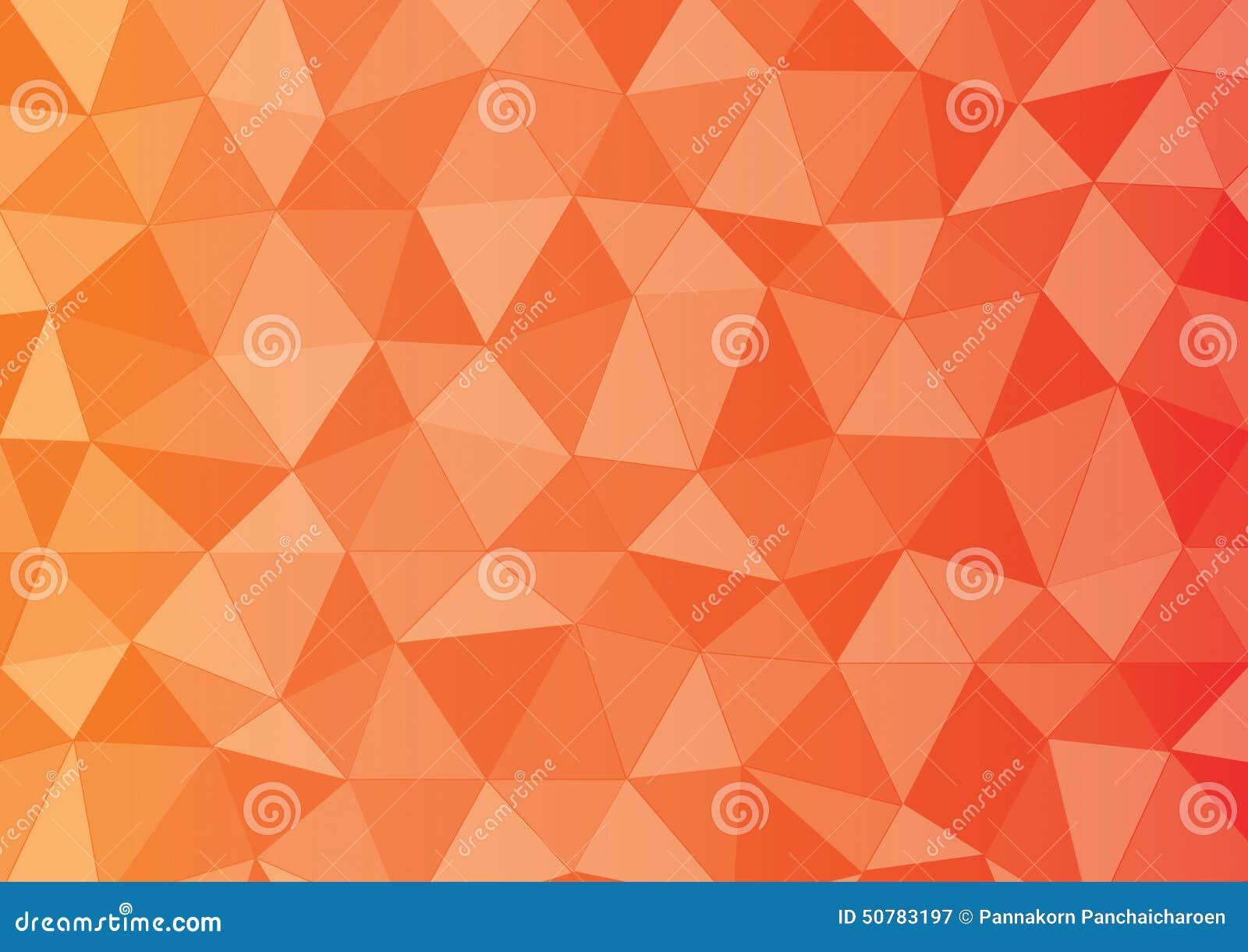 Download Red Orange Yellow Triangle Stock Illustration. Illustration Of  Light   50783197