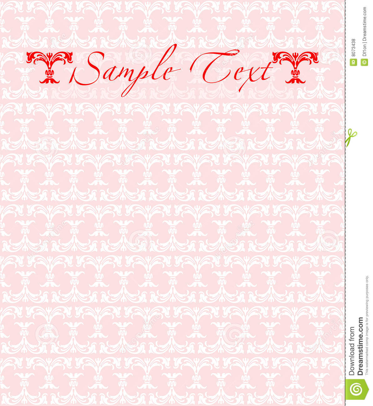 red pink fashion background royalty free stock photos