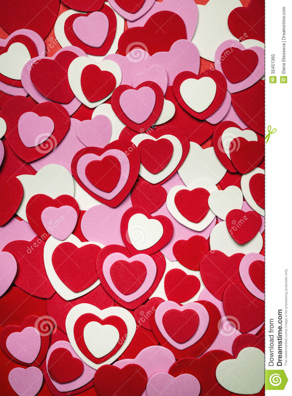 Abstract gold background gold background for card gold glitter gold - Red And Pink Valentines Day Hearts Stock Photo Image