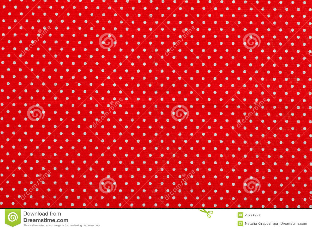 Seamless chevron pattern on linen texture stock photos image - Red Polka Dot Fabric Royalty Free Stock Photography