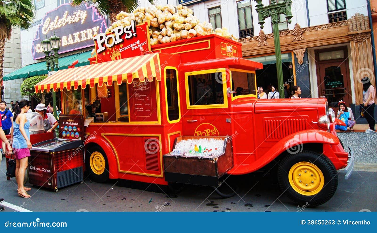 Roadside Food Truck
