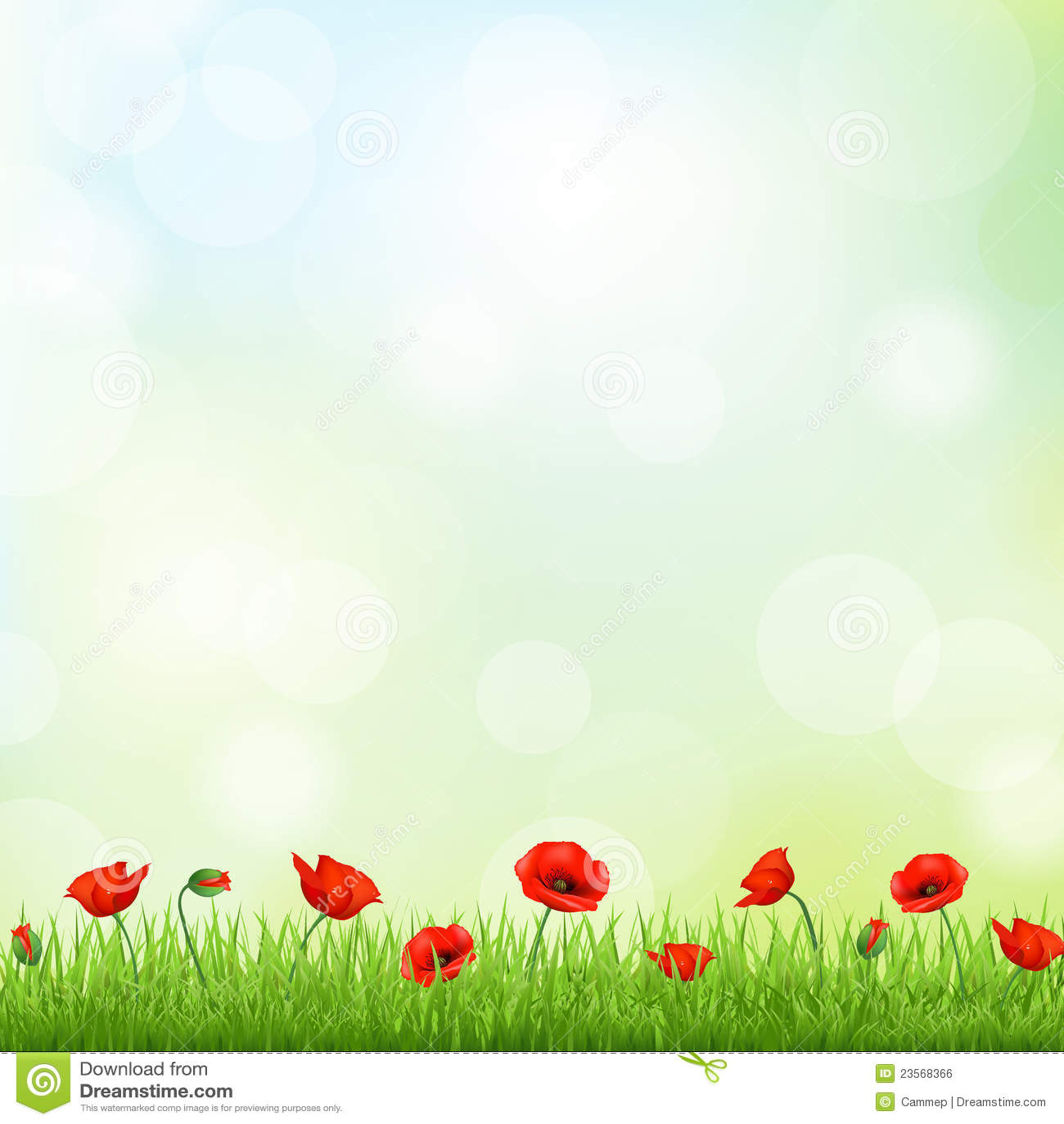 Clipart Flower Border